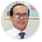 Paban Chowdhury, Executive Chairperson of the Bangladesh Economic Zones Authority