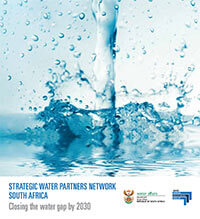 Closing the water gap by 2030