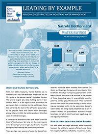 KIWA Nairobi Bottlers Case Study