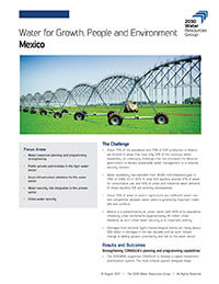 Mexico Factsheet