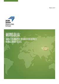 Mongolia Hydro Economic Analysis report