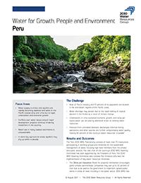 Peru Factsheet