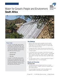South Africa Factsheet