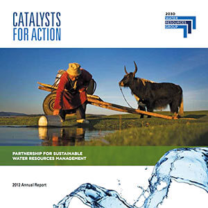2012 Annual Report - 2030 Water Resources Group