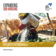 2013 Annual Report - 2030 Water Resources Group