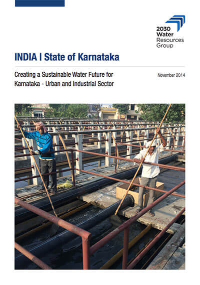 Creating a sustainable future for Karnataka – urban and industrial sector