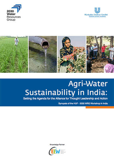 Agri-Water: Sustainability in India