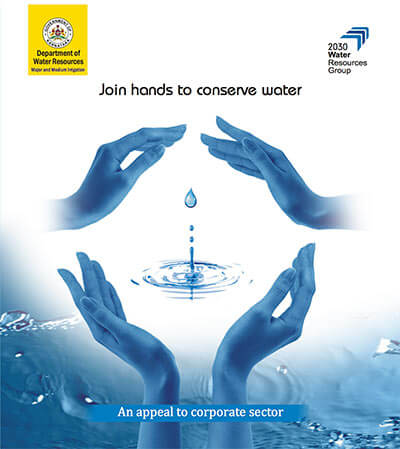 Joining hands to conserve water in Karnataka