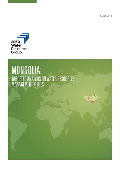 Mongolia Hydro Economic Analysis Report available now