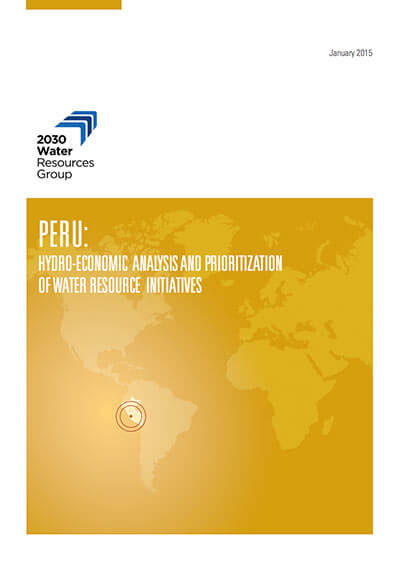 Prioritizing investments in Peru, a hydro-economical analysis