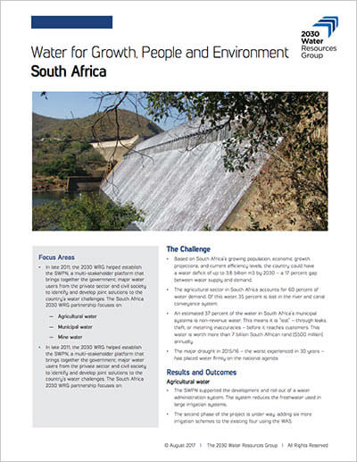 South Africa Factsheet